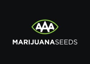 AAA Marijuana Seeds Domain Name and Logo For Sale