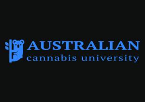 Australian cannabis university com domain logo
